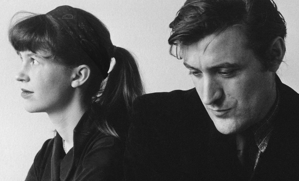 Sylvia Plath & Ted Hughes http://culture.affinitymagazine.us